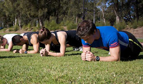 Advanced Fitness - Outdoor Group Training (Online live classes)